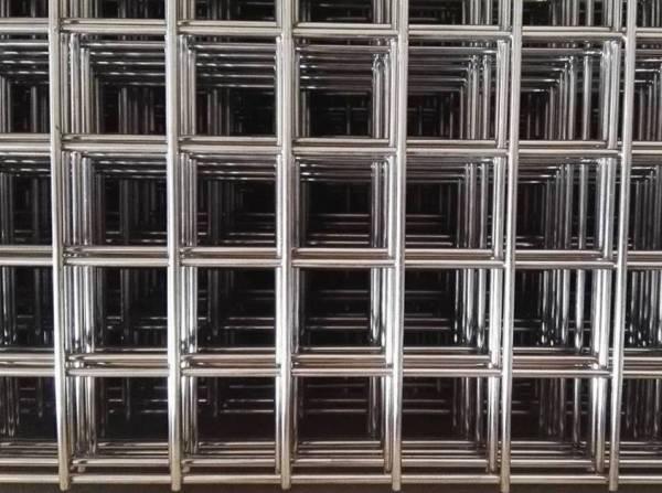 Galvanised Welded Wire Mesh Panels