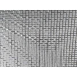 Galvanized square wire mesh  woven wire cloth