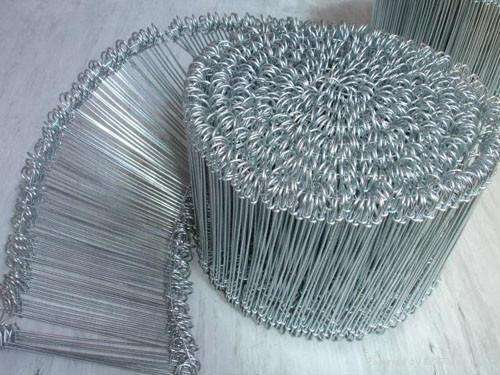 Prime black annealed wire loop tie wire for construction