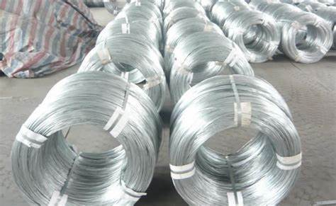 Hot dipped Anti-corrosion galvanized steel wire