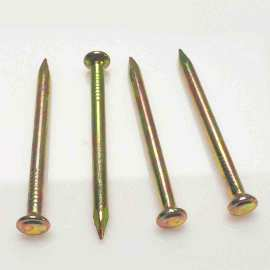 Anti-corrosion  Coated  Steel Nails