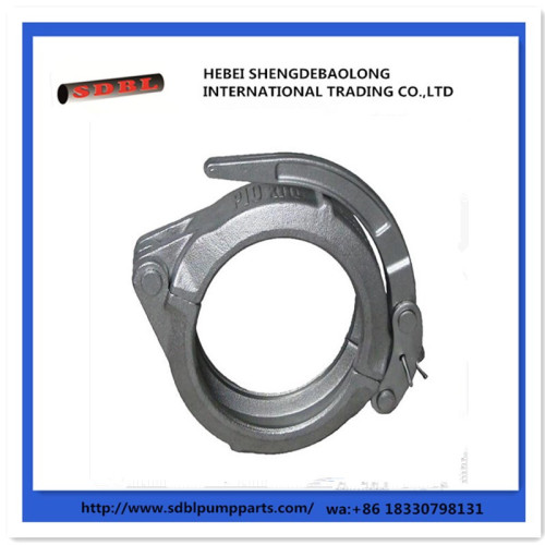 Concrete Pump Mounting Clamp Coupling