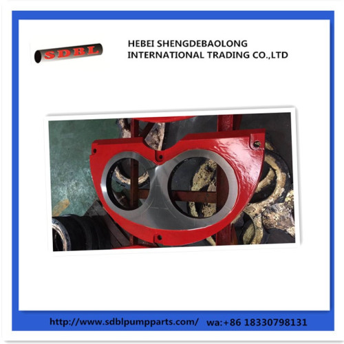 Sermac Wear Plate And Cutting Ring