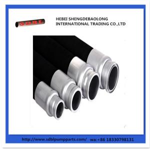 Concrete Pump Steel Wire Rubber Flexible Pipe