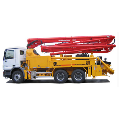Main Points Of Safe Operation Of Pump Truck