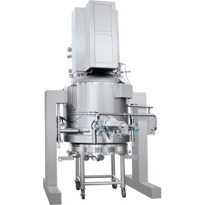 3-in-1 Nutsche Filter Dryer extraction machine for extraction industry China Amtech dryer
