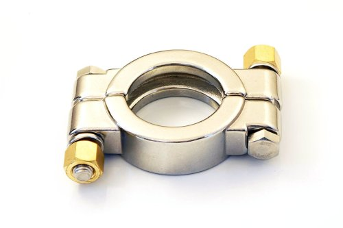 3A sanitary clamps of extraction machine high pressure clamps China manufacture Amtech clamps