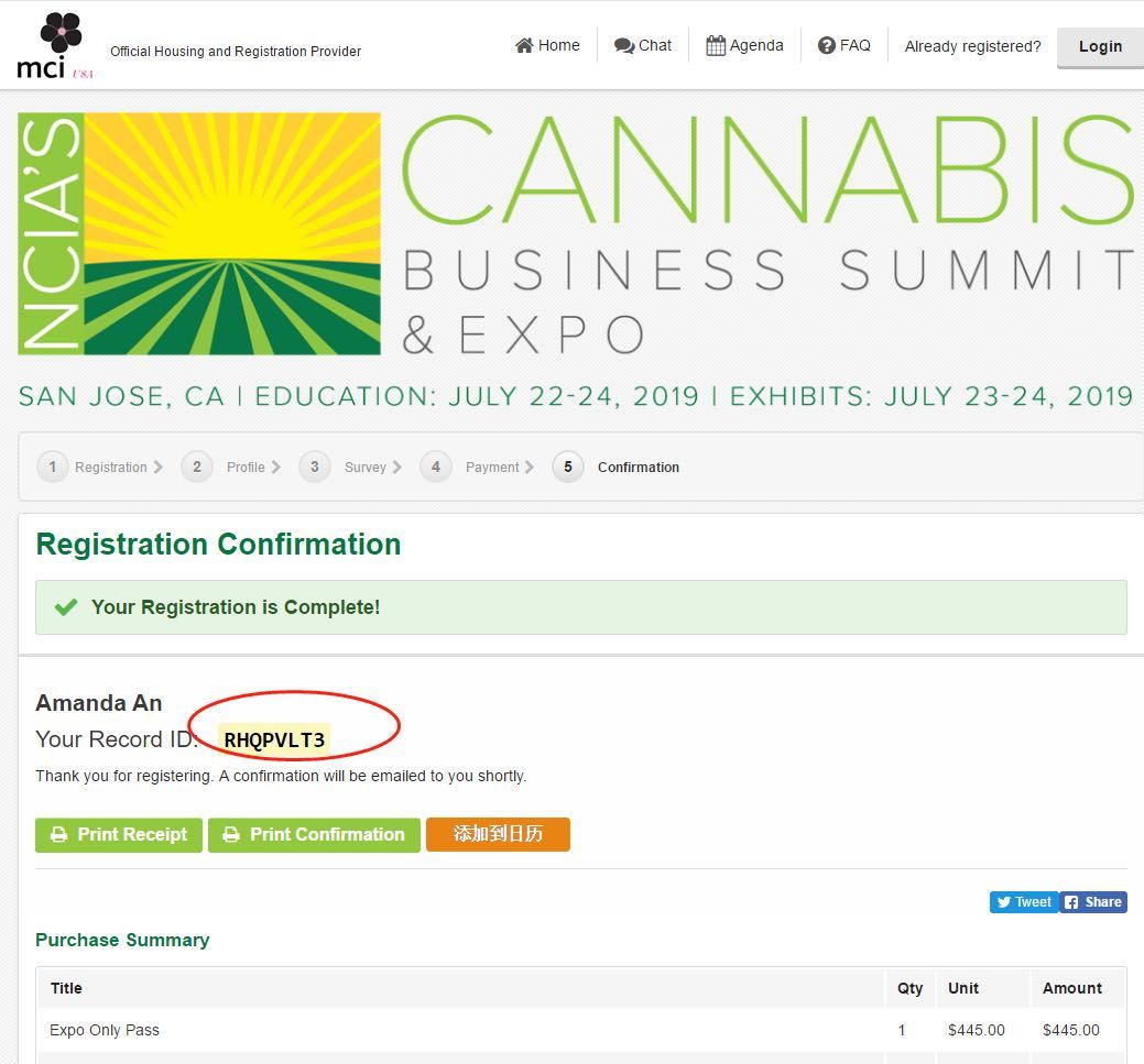 Amtech 2019 CANNABIS BUSINESS SUMMIT & EXPO JULY 22-24TH
