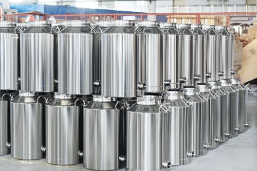 Cbd extraction storage tank collection tanks sanitary tanks China manufacture Amtech tank