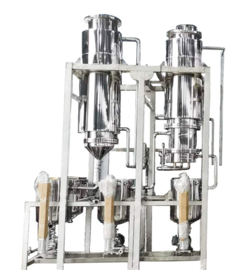 Distillation for water alcohol oil pharma chemical distill China manufacture Amtech distillation