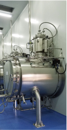 Pharma Dryer HDS vacuum sterile dryer for pharmaceutical use China pharma dryer manufacture Amtech