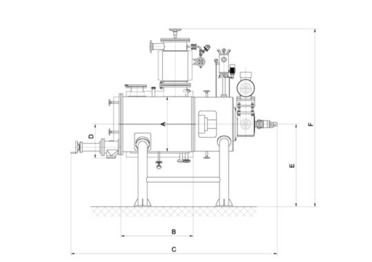 Pharma Dryer HDS vacuum