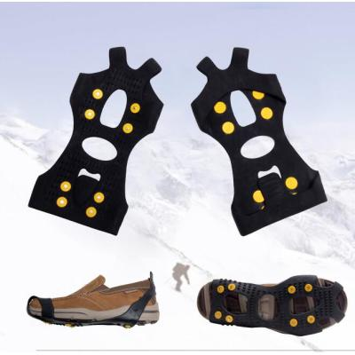 SG-0101 Remagy 8 Nails TPE ice crampons for hiking Wholesale