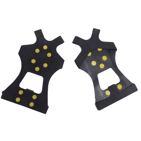 Remagy Sg-0106 10 Spikes Silicon non slip ice crampons for shoes Factory