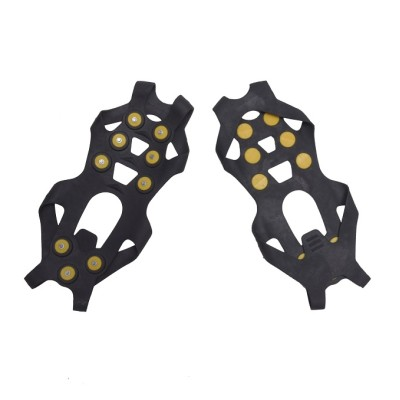 Remagy SG-0112 9 Nails rubber Ice Crampons Whosales For outdoor climbing and walking