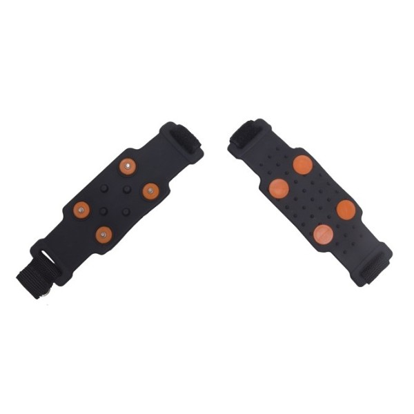 Remagy Sg-0113c 4 Spikes High Abrasion Resistance Rubber Lightweight Ice Crampons Foctory