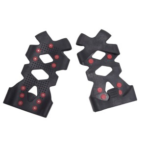 Remagy SG-0114 11spikes High Abrasion Resistance High Elastic Tpe Ice Crampons Whosale