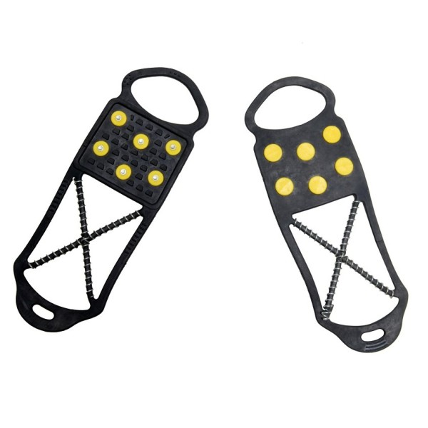 REMAGY 6 SPIKE TPE ICE Crampons  offer excellent traction on ice and snow