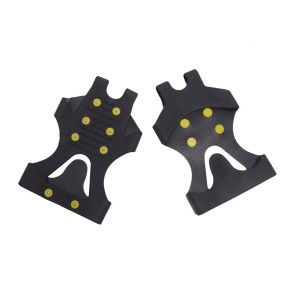 Remagy SG-0122 8 Spikes Rubber Ice Crampons Anti-slip Sole Whosale