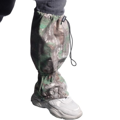 600D polyster with PU coating waterproof gaiter