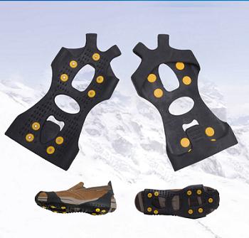 REMAGYSG-0105 9 SIPKES TPE beste Steigeisen für Eisklettern und Bergsteigen