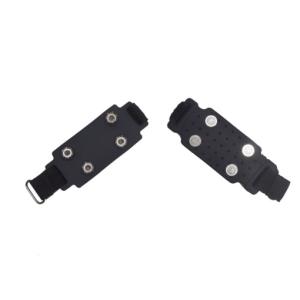Remagy Sg-0113b 4 Spikes Gummi Leichte Steigeisen Einfach an- und auszuziehen