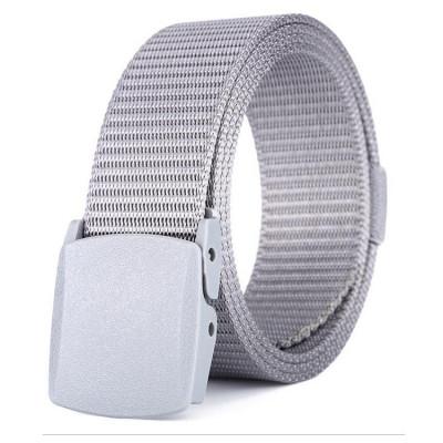 Custom nylon outdoor webbing waist duty belt man police camouflage army military tactical belt