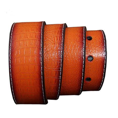 Men 100% Pure Genuine Leather Belt