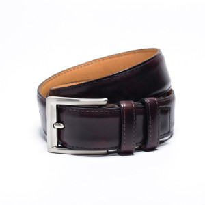 Cowhide Leather Belt with Genuine Leather For Men