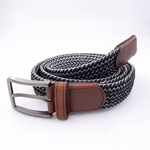 New Design Polypropylene Material Fishbone Elastic Belt For Men