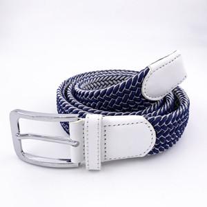 New Design Polypropylene Material Fishbone Elastic Belt For Men