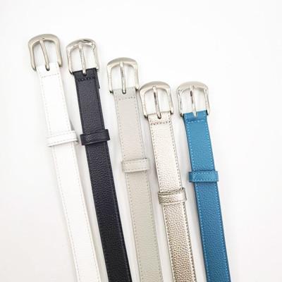 Korean Version Classic Casual Wild Ladies Fashion Pure Leather Belt