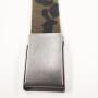 High Quality Simplicity Roller Buckle Stylish Designer Men Canvas Belt
