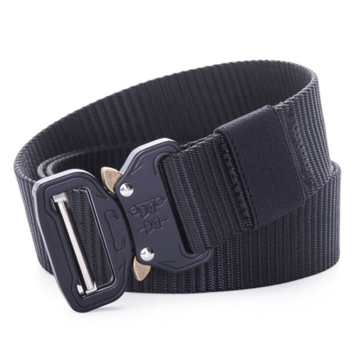 High Quality Tactical Nylon Belt Canvas Made Unisex With Alloy Buckles