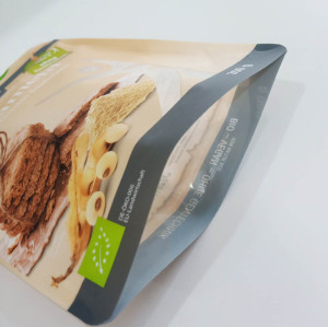Dried Food Packaging Bag with Zipper