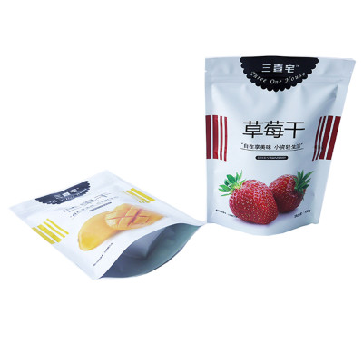 Food Grade Dried Fruit Packaging Bag with Zipper