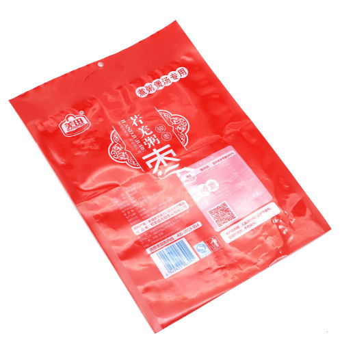 Resealable Flat Barrier Packaging Bags for Beef Jerky