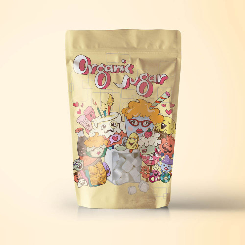 Food Grade Moisture Sugar Packaging Bag
