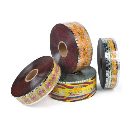 Custom Aluminum Foil Laminated GravurePrintingPotato ChipsPackagingRollstockFilm