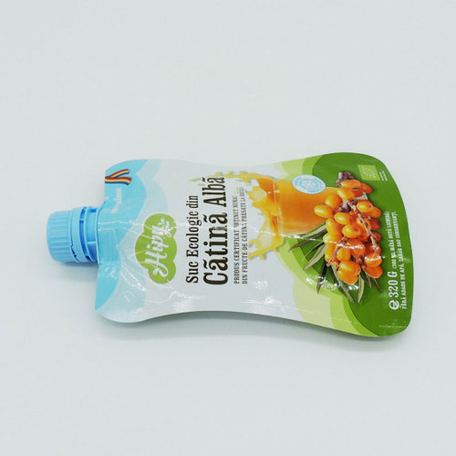 Spouted Pouch for Packaging Sauces,Syrup and Honey