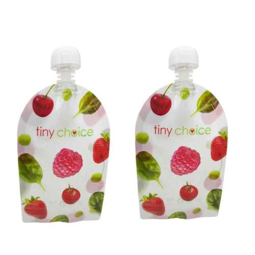 Customized Printed Jelly Packaging Bag with Nozzle