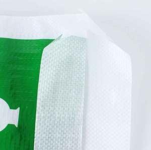 25kg 50kg Laminated PP Woven Bag for Fertilizer Cement Sand Packaging