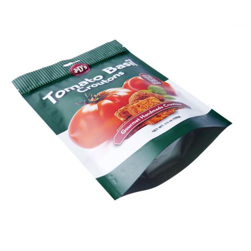 Free Sample Custom Printed Ziplock Foil Mylar Smell Proof Plastic Food Packaging Bags