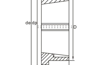 American Standard Taper Bore Sprocket 160 chain sprocket roller chain sprocket dimensions
