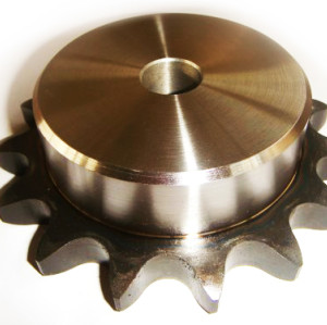 Steel Durable Standard Stock Bore Sprockets(NK) 40 Chain Sprockets for Transmission Made in China