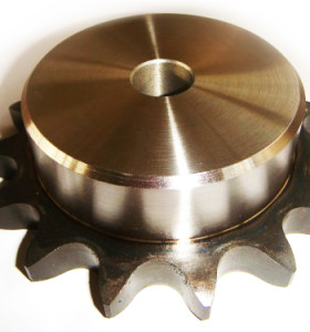 Durable Standard Stock Sprockets(NK) 25 Chain Sprockets Steel Durable Standard Stock Bore Sprockets