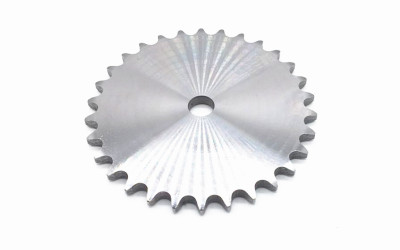 Stainless Steel Durable Stock Bore Platewheels(K) 200 Chain Sprockets for Transmission