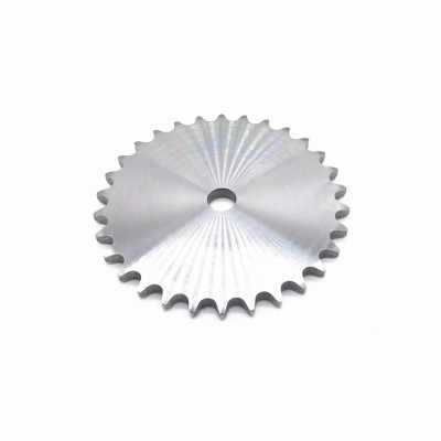 Steel Reliable Durable Stock Bore Platewheels(K) 180 Chain Sprockets for Transmission