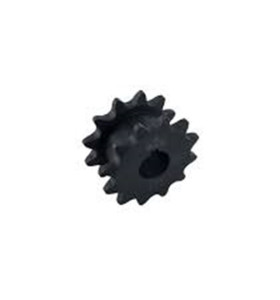 Customized Durable Sprockets for Two Single Chains 40 Chain Sprockets for Transmission
