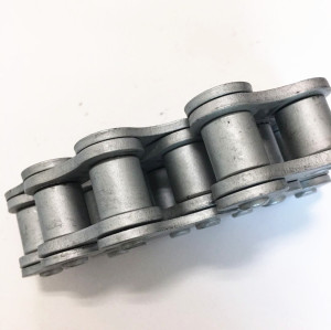Professional Factory  16A-1/80-1 Dacromet-plated Roller Chain High Quality China Supplier with ISO certified